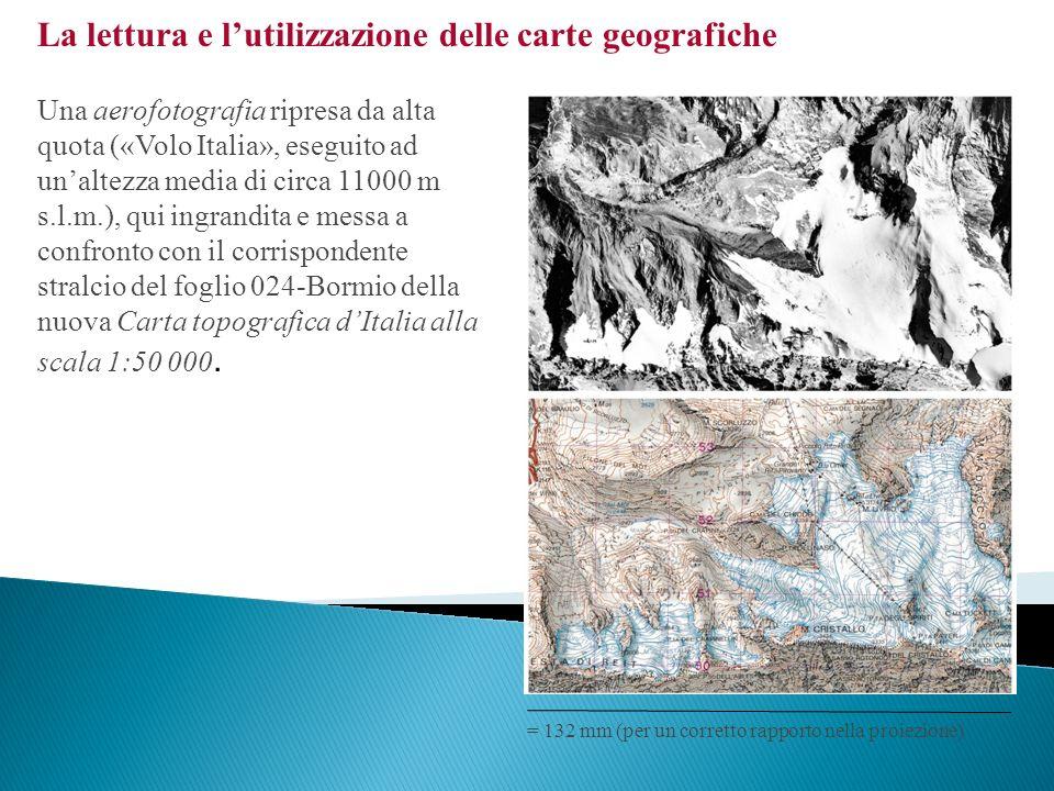 La lettura e l'utilizzazione delle carte geografiche