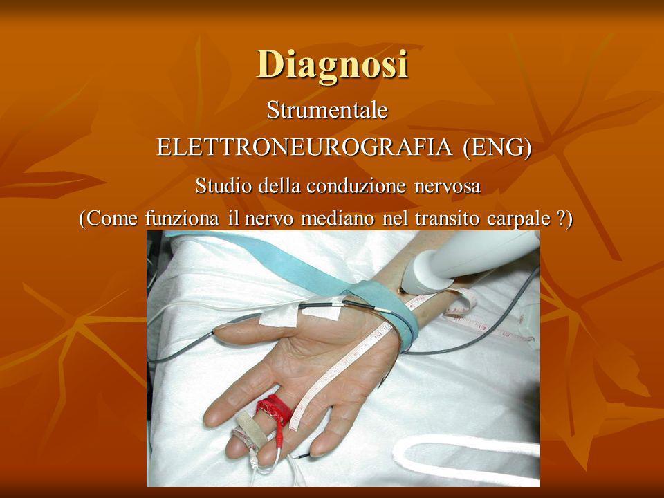 Diagnosi Strumentale ELETTRONEUROGRAFIA (ENG)