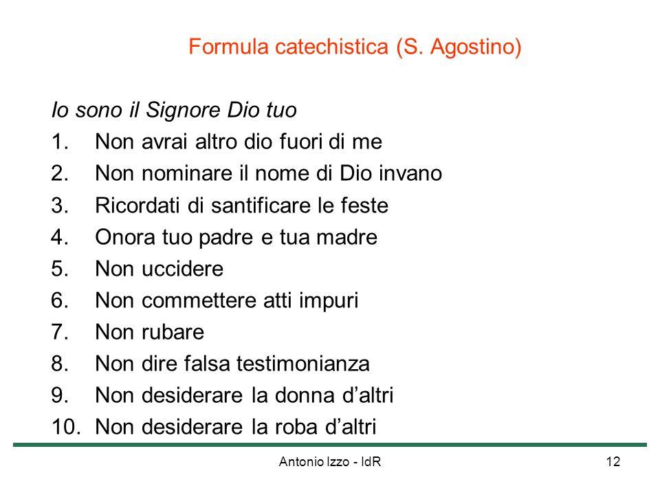 Formula catechistica (S. Agostino)