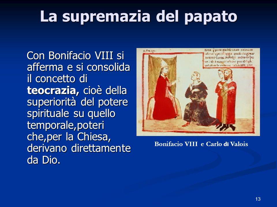 La supremazia del papato