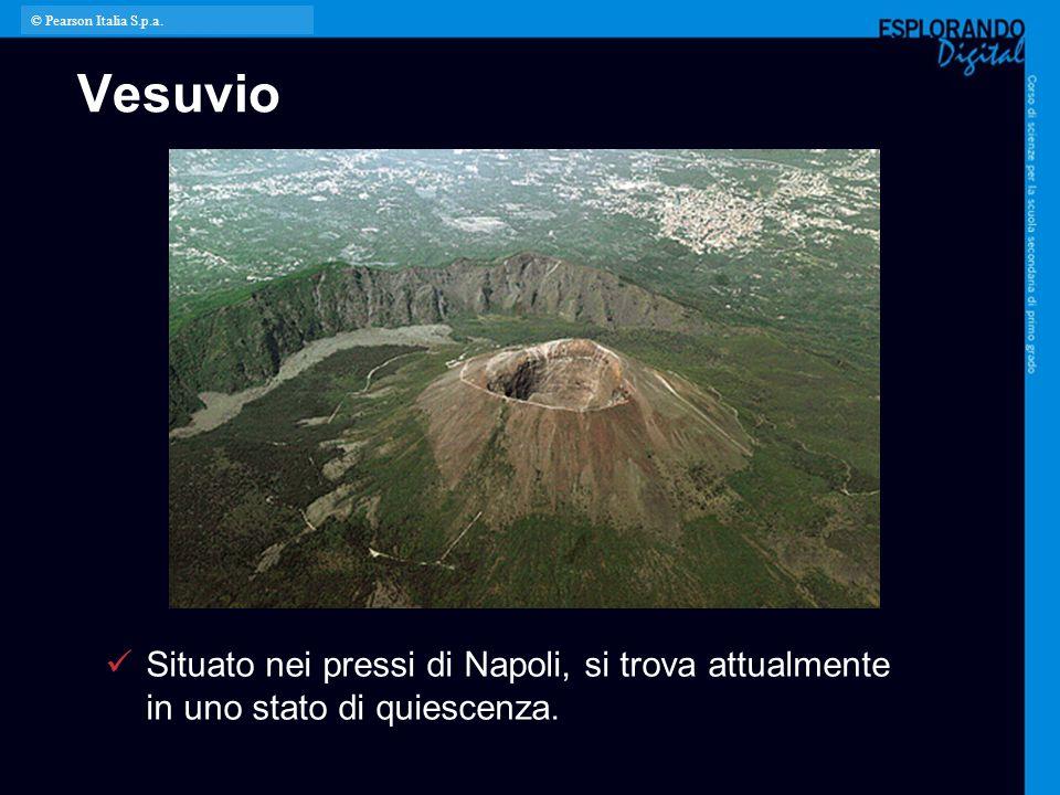 © Pearson Italia S.p.a. Vesuvio. Per l'insegnante:
