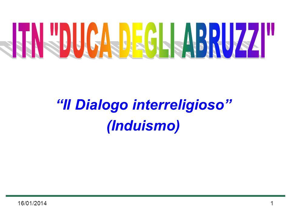 Il Dialogo interreligioso