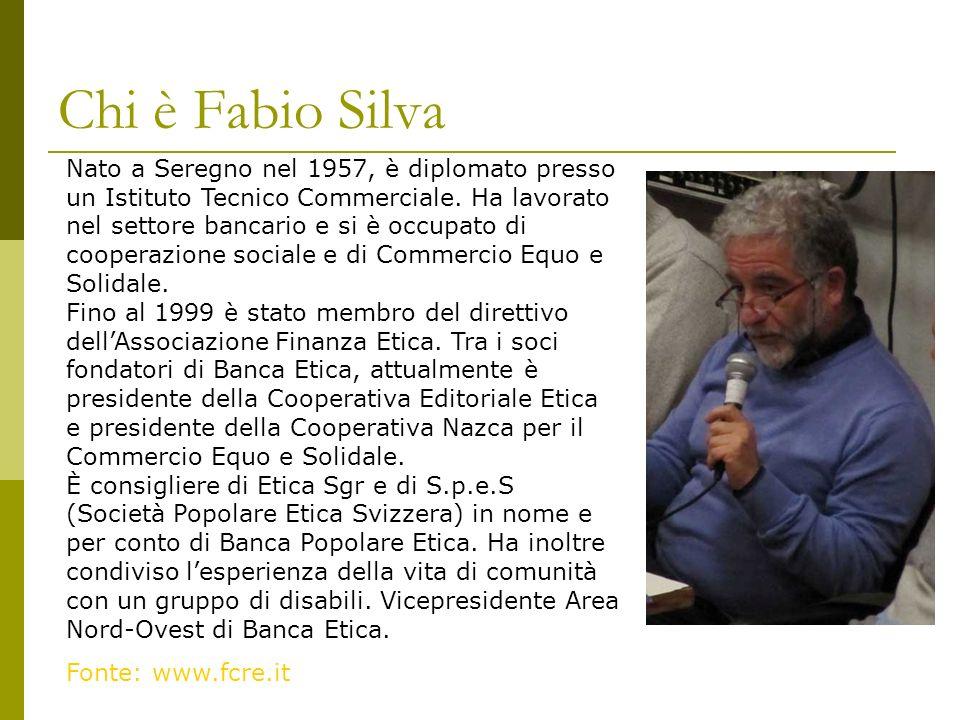 Chi è Fabio Silva