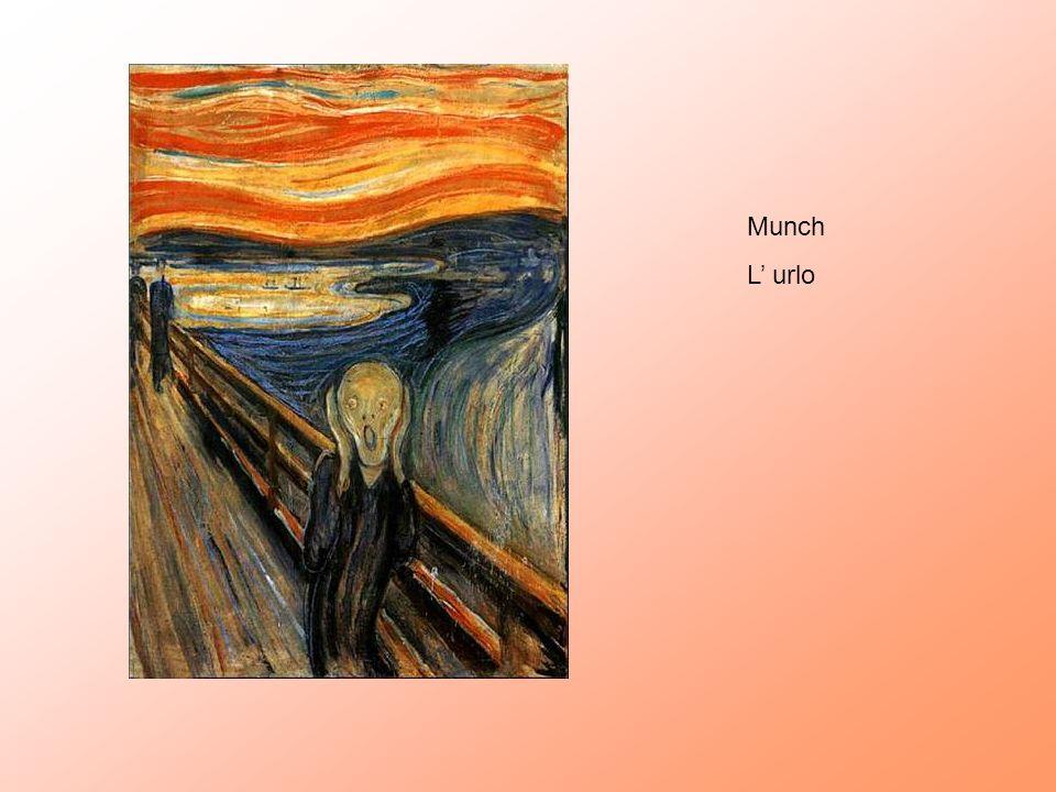 Munch L' urlo