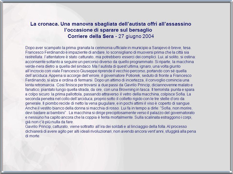 Corriere della Sera - 27 giugno 2004