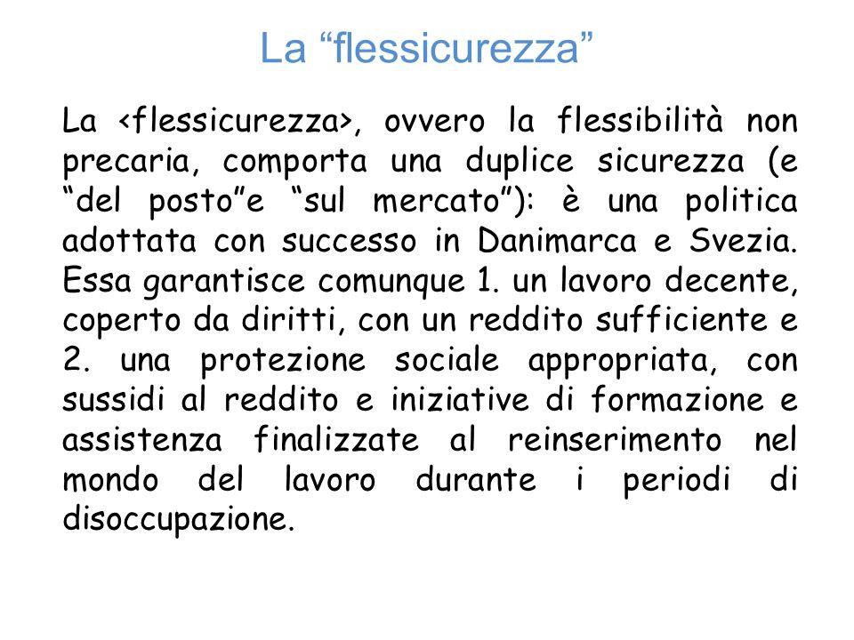 La flessicurezza