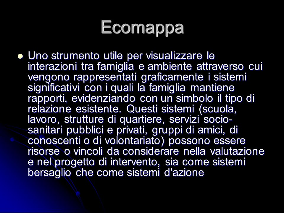 Ecomappa