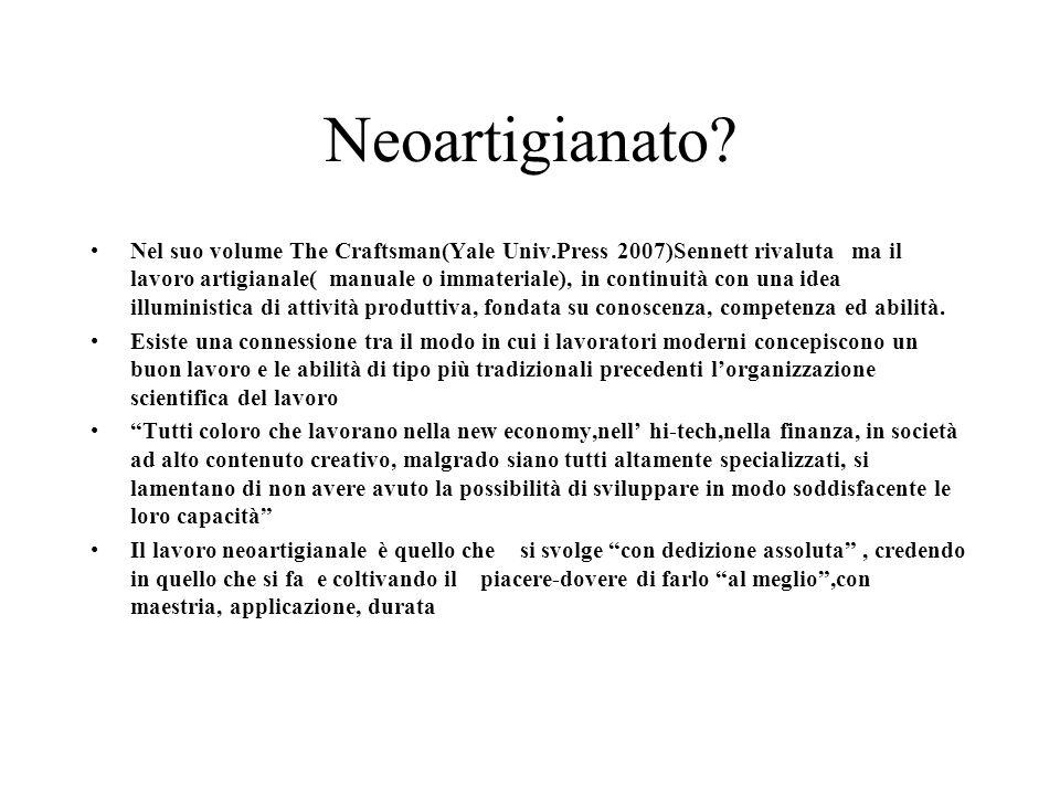 Neoartigianato