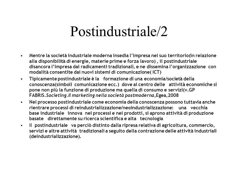 Postindustriale/2