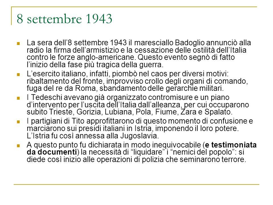 8 settembre 1943