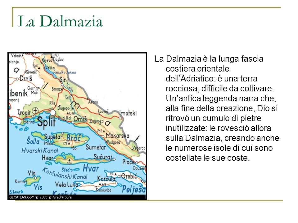La Dalmazia