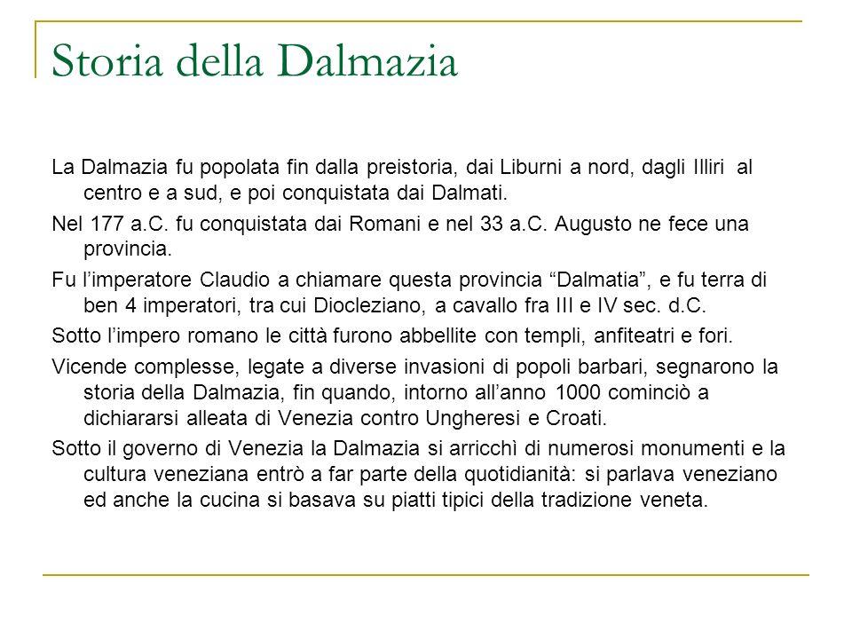 Storia della Dalmazia