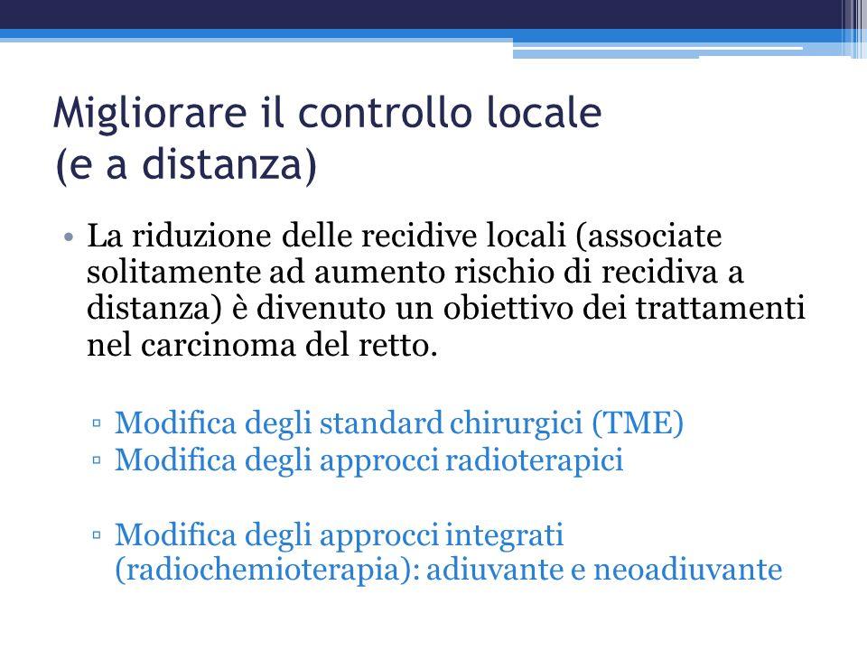 Migliorare il controllo locale (e a distanza)