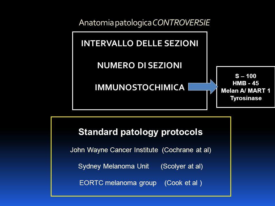 Anatomia patologica CONTROVERSIE