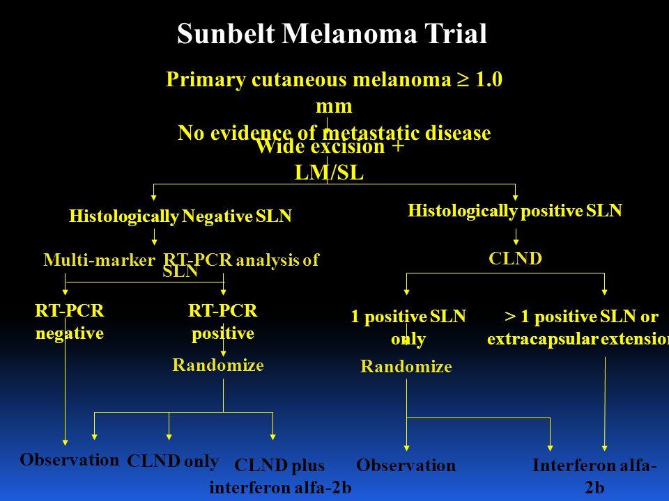 Sunbelt Melanoma Trial