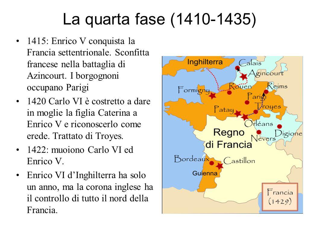 La quarta fase (1410-1435)
