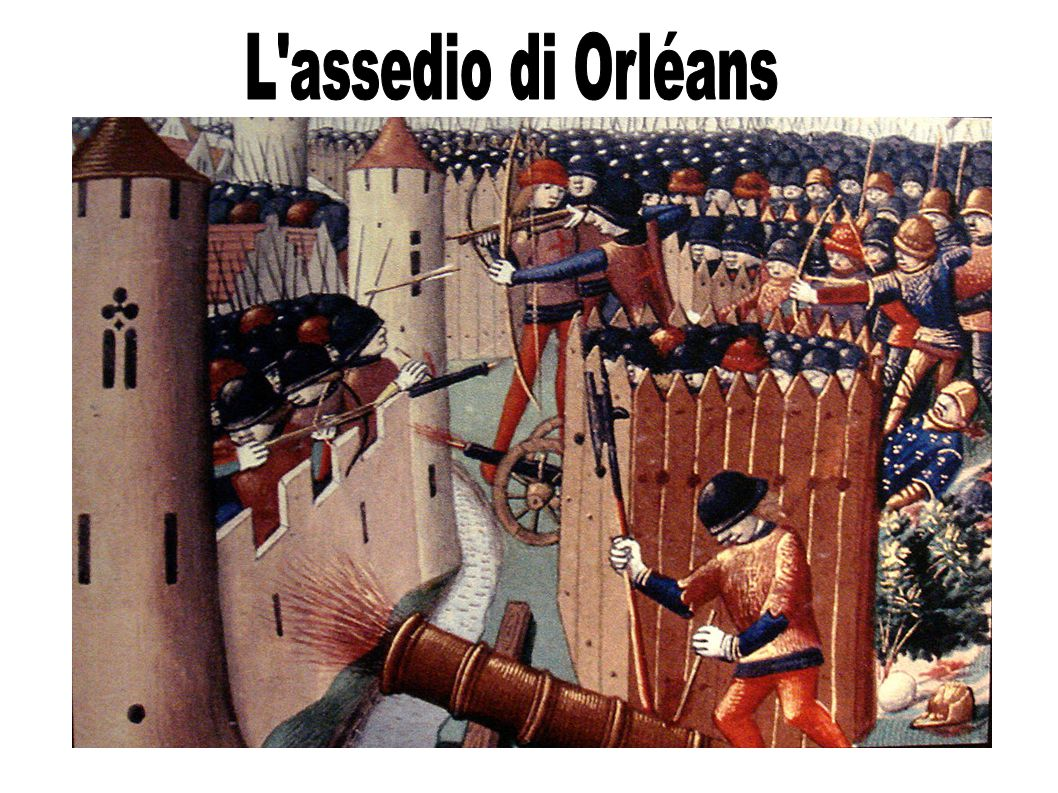 L assedio di Orléans