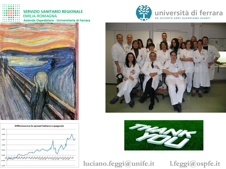 luciano.feggi@unife.it l.feggi@ospfe.it