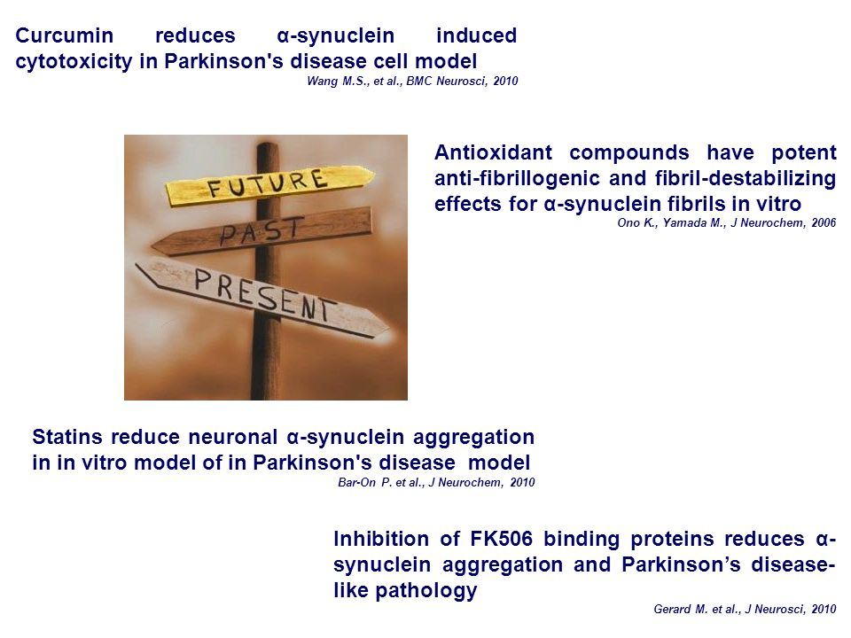 Curcumin reduces α-synuclein induced cytotoxicity in Parkinson s disease cell model
