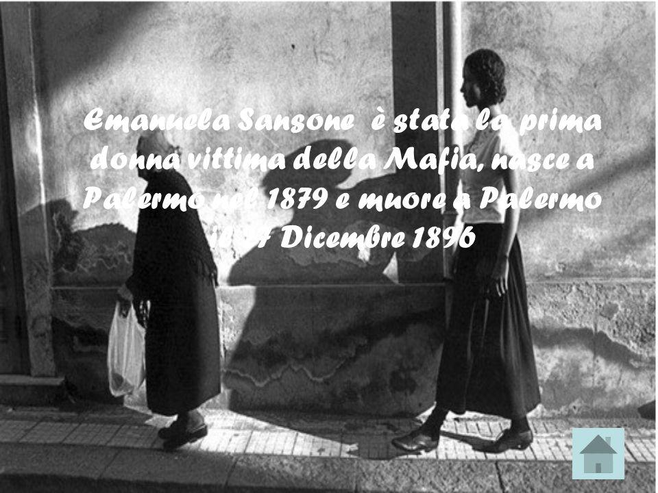 Emanuela Sansone è stata la