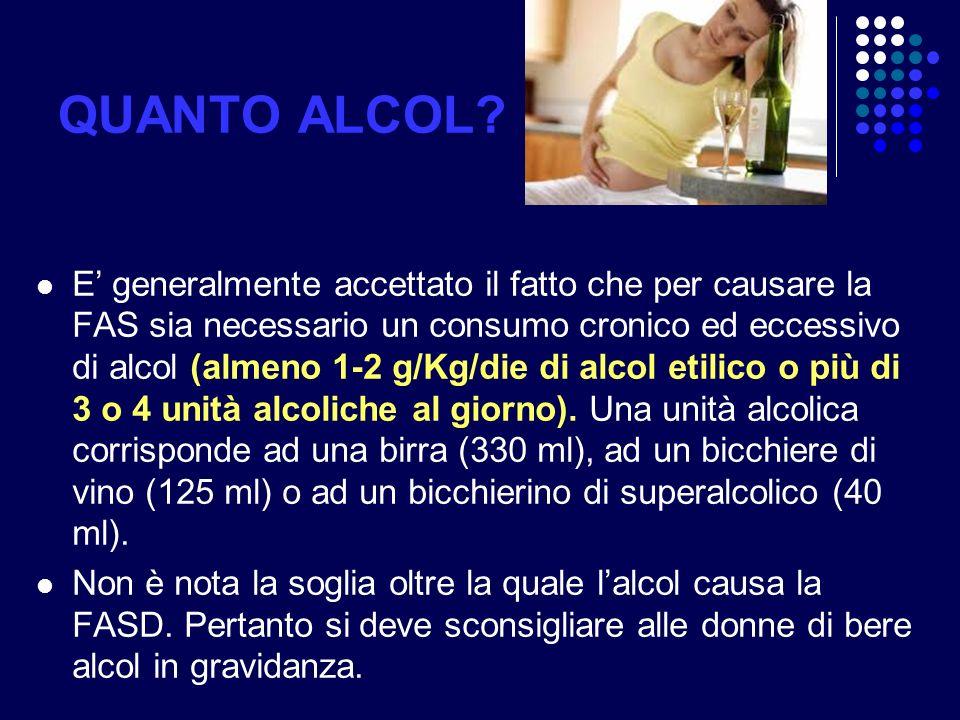 QUANTO ALCOL