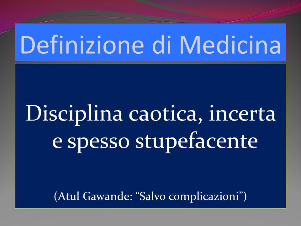 Definizione di Medicina