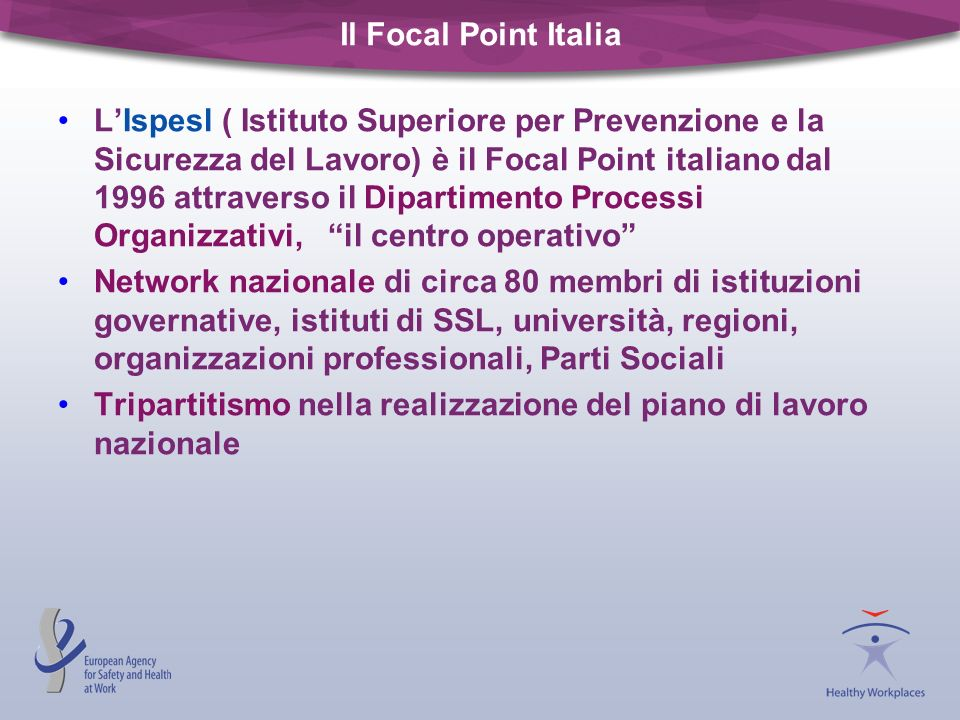 Il Focal Point Italia