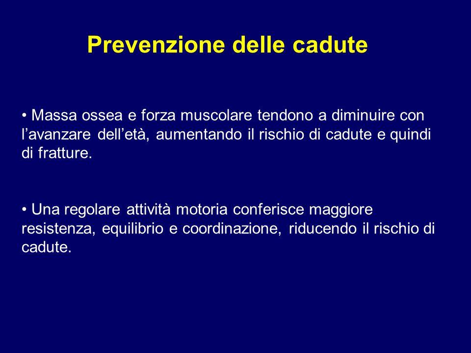 Prevenzione delle cadute