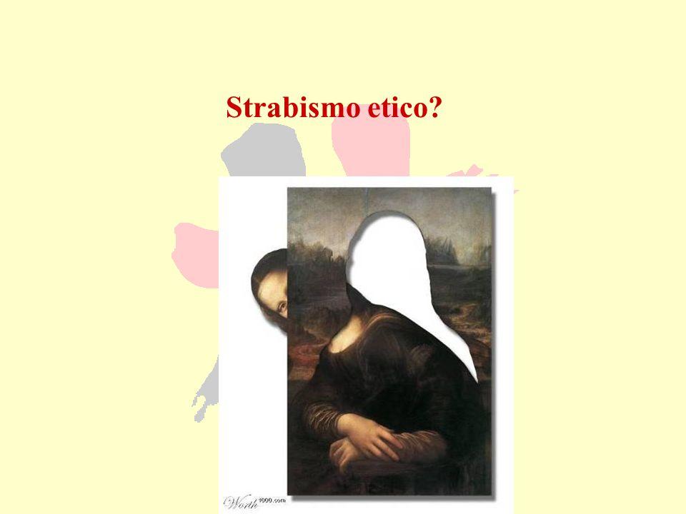 Strabismo etico