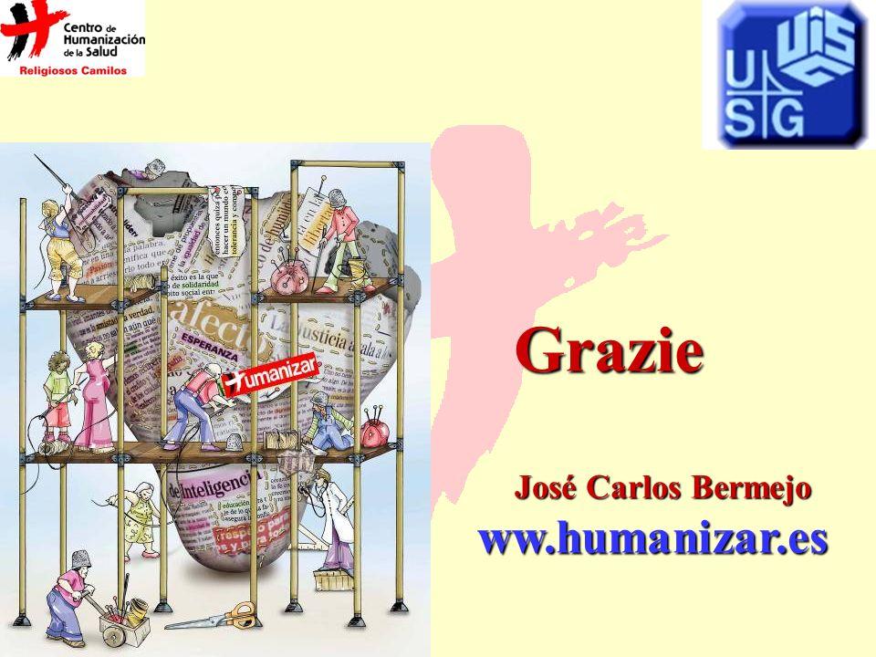 Grazie José Carlos Bermejo ww.humanizar.es