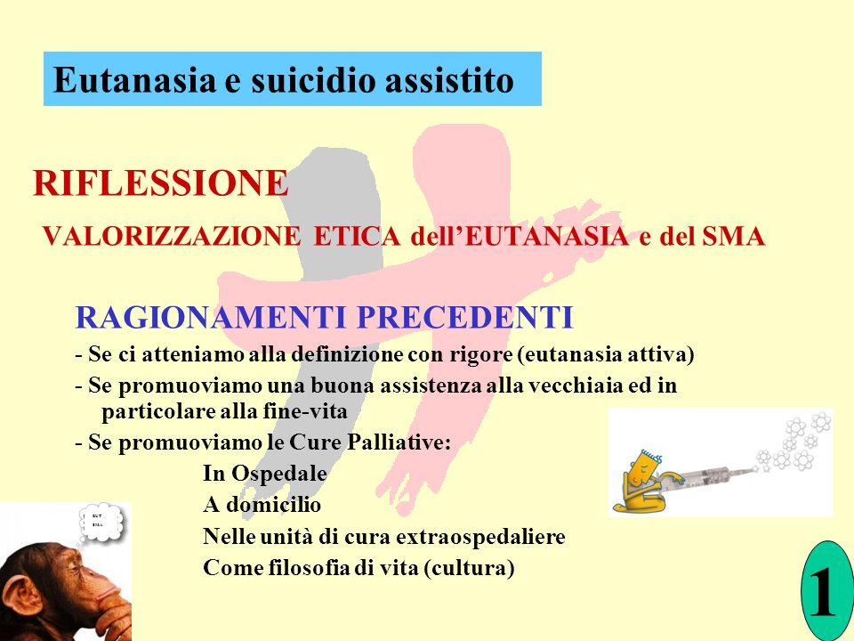 1 Eutanasia e suicidio assistito RIFLESSIONE