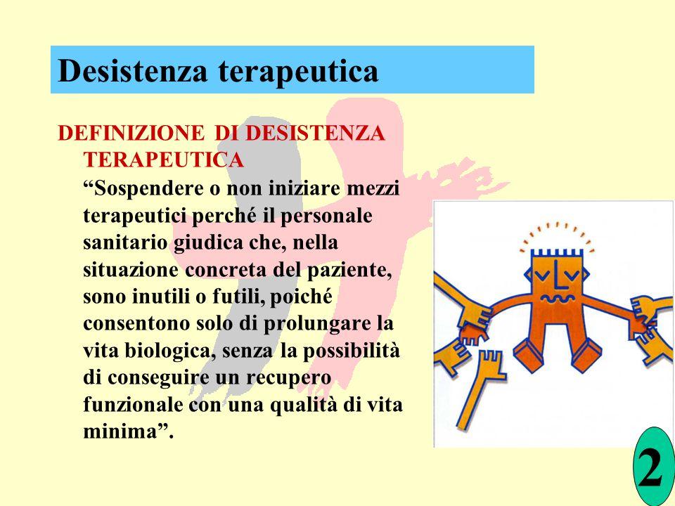 2 Desistenza terapeutica