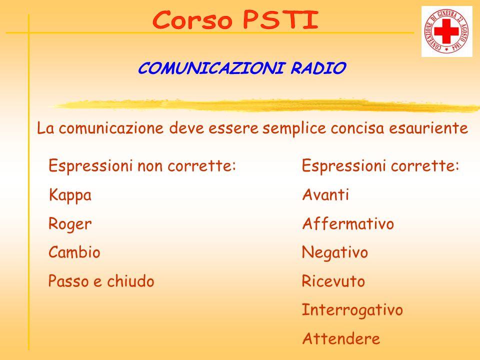 La comunicazione deve essere semplice concisa esauriente