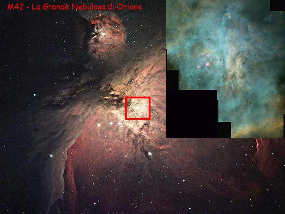M42 - La Grande Nebulosa di Orione