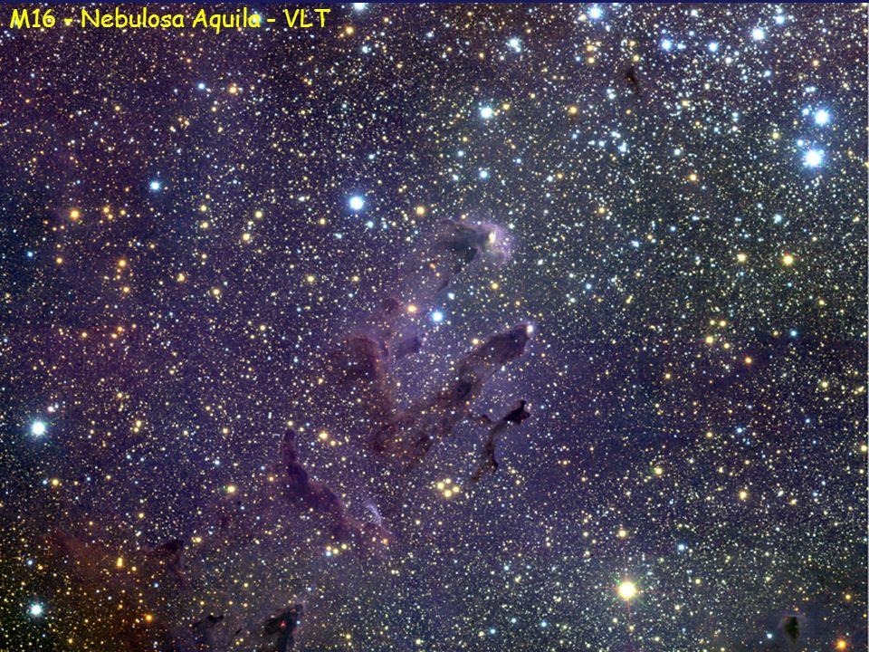 M16 - Nebulosa Aquila - VLT
