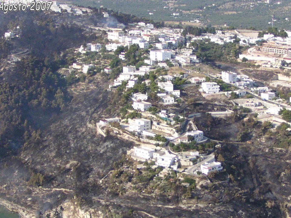 Peschici : Agosto 2007