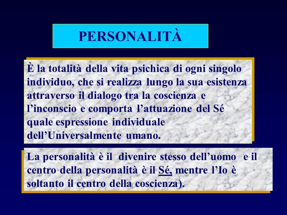 PERSONALITÀ