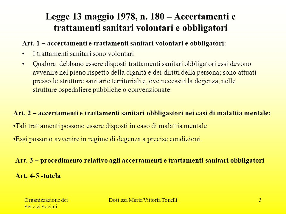 Dott.ssa Maria Vittoria Tonelli