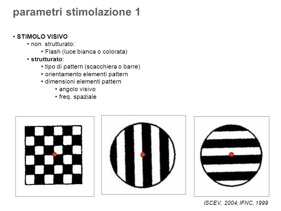 parametri stimolazione 1