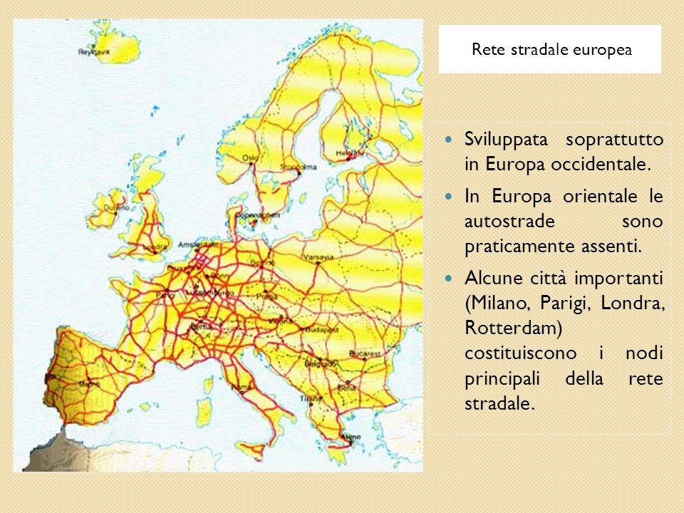Sviluppata soprattutto in Europa occidentale.