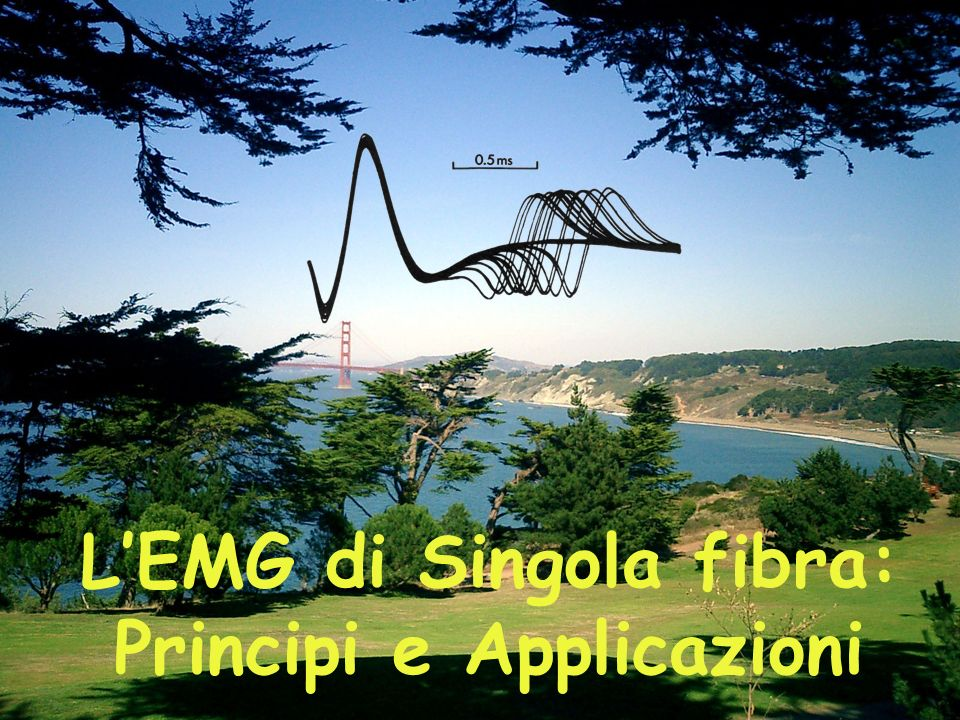 L'EMG di Singola fibra: Principi e Applicazioni