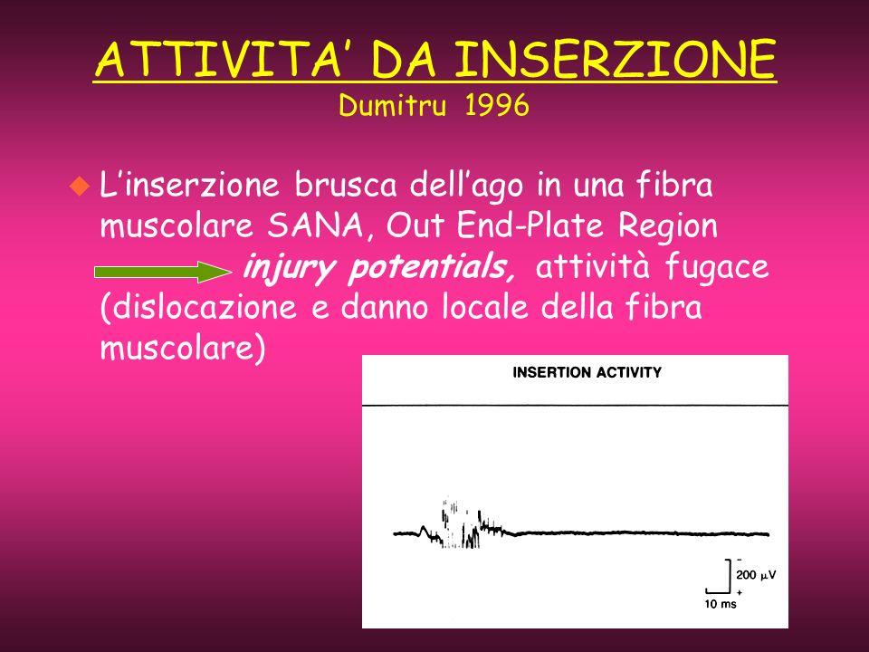 ATTIVITA' DA INSERZIONE Dumitru 1996