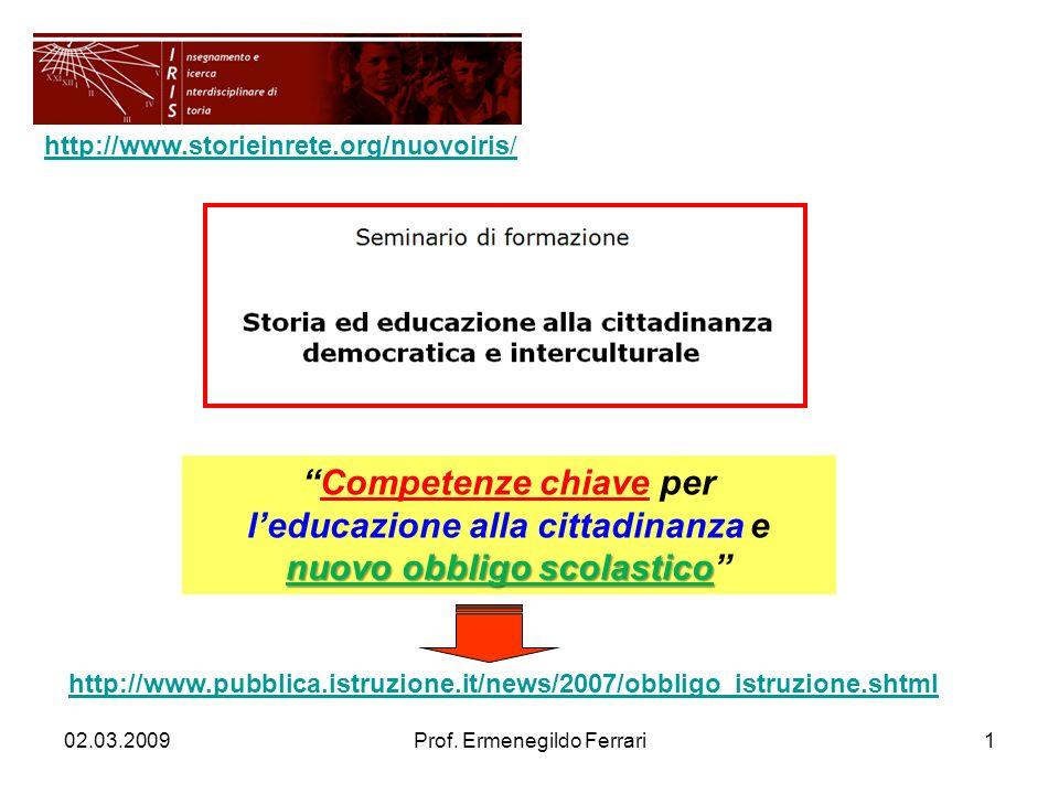Prof. Ermenegildo Ferrari
