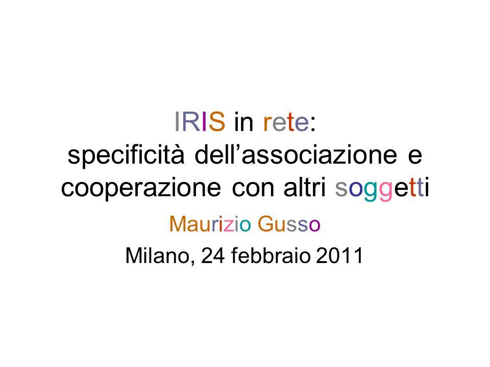 Maurizio Gusso Milano, 24 febbraio 2011