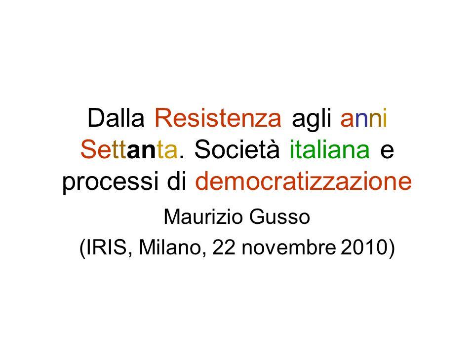 Maurizio Gusso (IRIS, Milano, 22 novembre 2010)