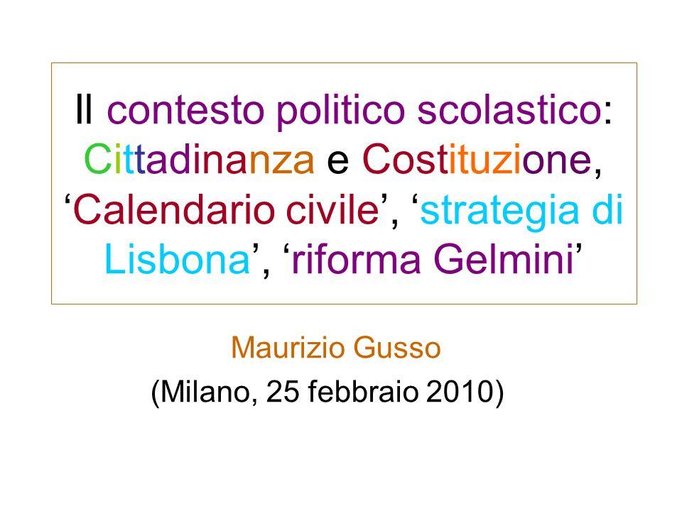Maurizio Gusso (Milano, 25 febbraio 2010)