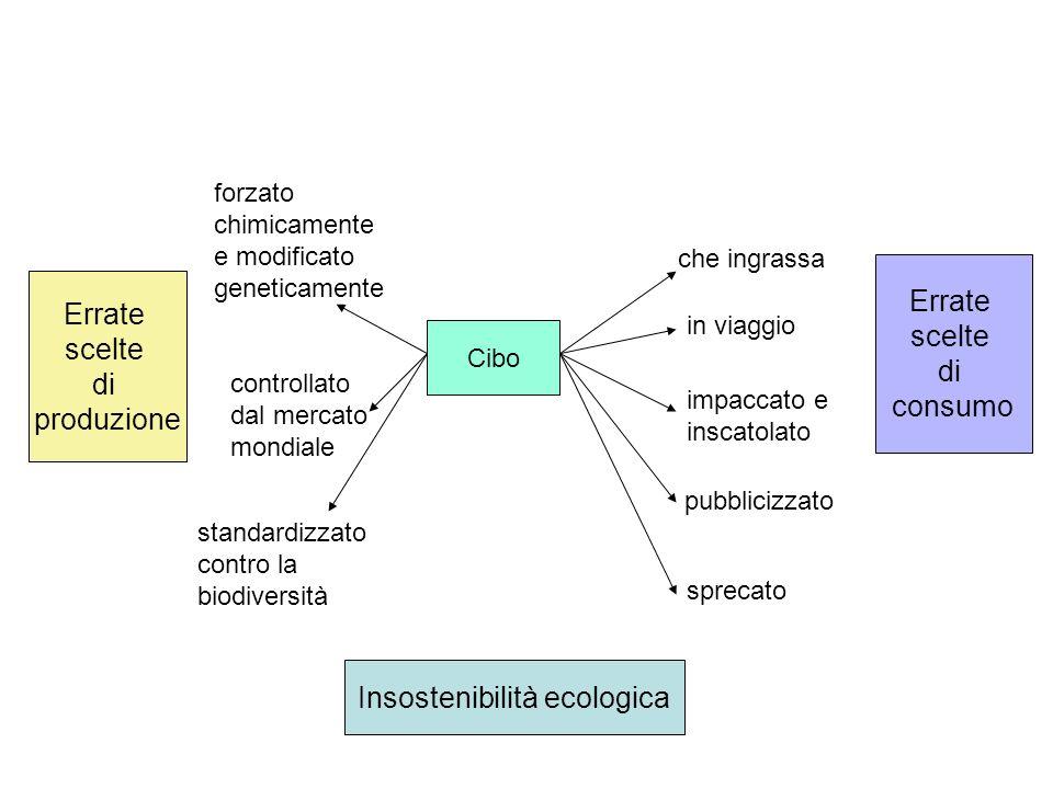 Insostenibilità ecologica