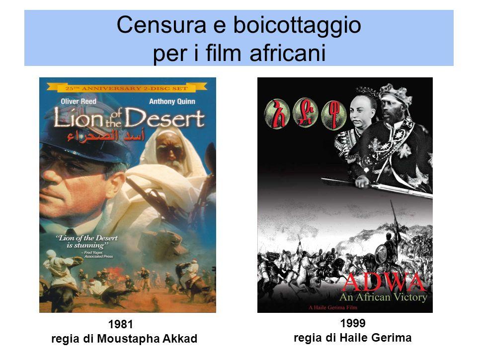 Censura e boicottaggio per i film africani
