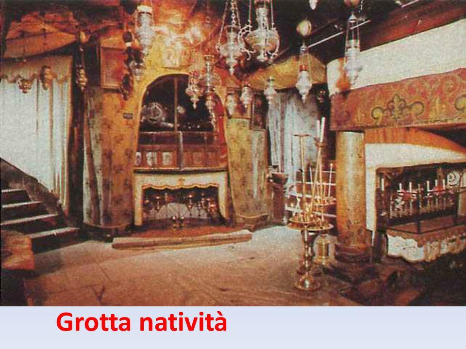 Grotta natività