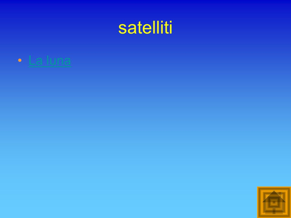 satelliti La luna